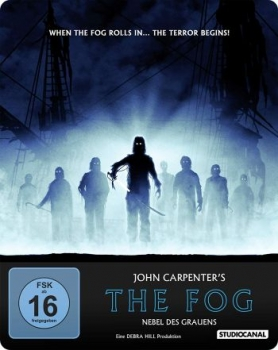 Fog, The - Nebel des Grauens - Limited Steelbook Edition  (4K Ultra HD)