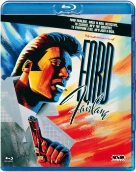 Ford Fairlane - Rock'n' Roll Detective  (blu-ray)