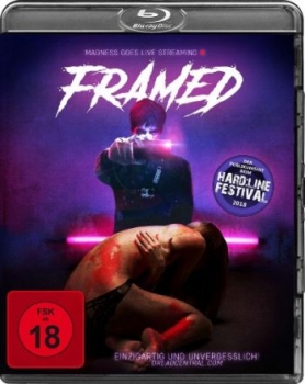 Framed - Uncut Edition (blu-ray)