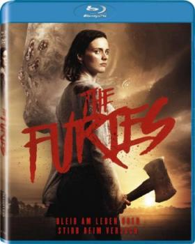 Furies, The - Uncut Edition  (DVD+blu-ray)