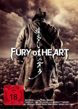 Fury of Heart - Uncut Mediabook Edition  (DVD+blu-ray) (A)