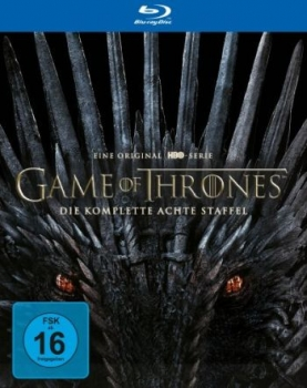 Game of Thrones - Staffel 8 (blu-ray)
