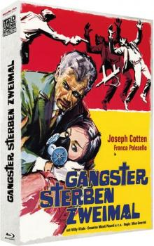 Gangster sterben zweimal - Italo Cinema Collection #02  (blu-ray)