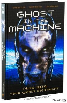 Ghost in the Machine - Uncut Mediabook Edition  (DVD+blu-ray) (Cover Original)