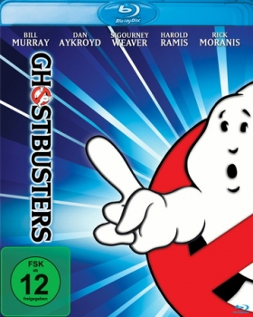 Ghostbusters - Deluxe Edition  (blu-ray)