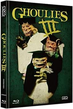 Ghoulies 3 - Uncut Mediabook Edition  (DVD+blu-ray) (A)