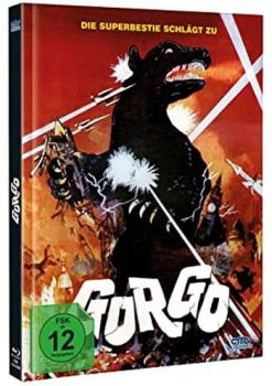 Gorgo - Limited Mediabook Edition (DVD+blu-ray) (A)