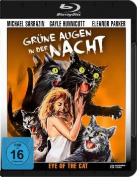 Grüne Augen in der Nacht - Eye of the Cat (blu-ray)