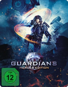 Guardians - Heroes Edition  (blu-ray)