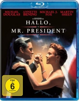 Hallo Mr. President (blu-ray)