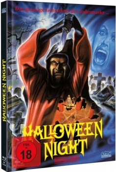 Halloween Night - Uncut Mediabook Edition  (DVD+blu-ray) (A)