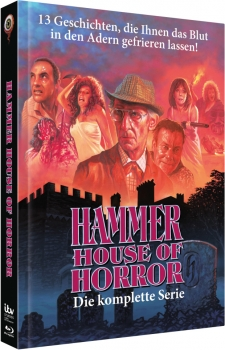 Hammer House of Horror - Komplette Serie - Uncut Mediabook Edition  (blu-ray)