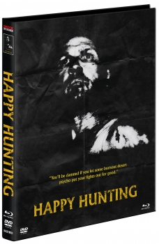 Happy Hunting - Uncut Character Mediabook Edition (DVD+blu-ray) (1)