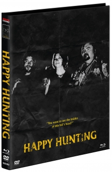 Happy Hunting - Uncut Character Mediabook Edition  (DVD+blu-ray) (2)