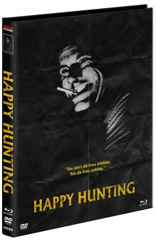 Happy Hunting - Uncut Character Mediabook Edition  (DVD+blu-ray) (6)