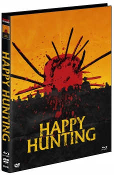Happy Hunting - Uncut Mediabook Edition  (DVD+blu-ray) (C)