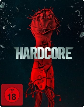 Hardcore - Limited Steelbook Edition  (blu-ray)