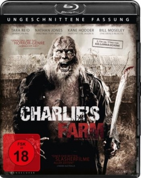 Charlie's Farm - Uncut Edition  (blu-ray)