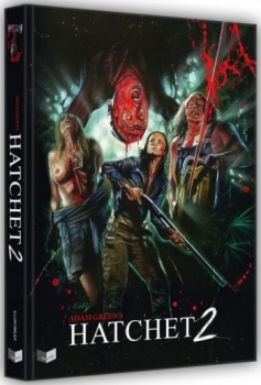 Hatchet 2 - Uncut Mediabook Edition  (DVD+blu-ray) (A)