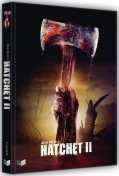Hatchet 2 - Uncut Mediabook Edition  (DVD+blu-ray) (B)