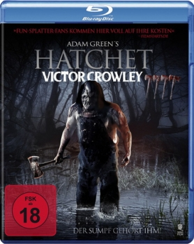 Hatchet 4 - Victor Crowley - Uncut Edition  (blu-ray)