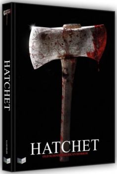 Hatchet - Uncut Mediabook Edition  (DVD+blu-ray) (B)