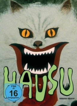 Hausu - Limited Digipak Edition  (DVD+blu-ray)