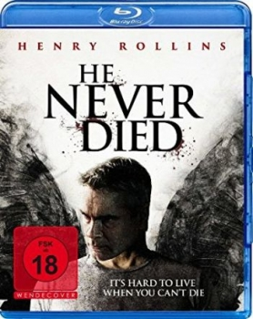 He Never Died  (blu-ray)