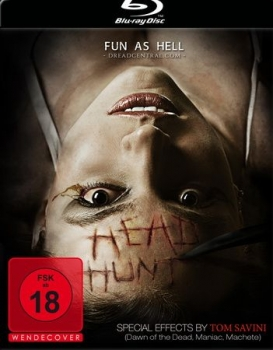 Headhunt - Uncut Edition  (blu-ray)
