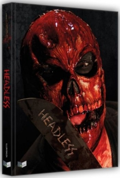 Headless - Uncut Mediabook Edition  (DVD+blu-ray) (A)