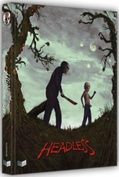 Headless - Uncut Mediabook Edition  (DVD+blu-ray) (B)