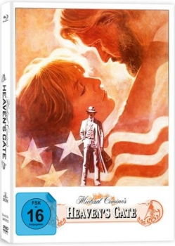 Heaven's Gate - Uncut Mediabook Edition  (DVD+blu-ray)