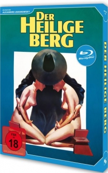 Heilige Berg, Der - Special Uncut Edition  (blu-ray)