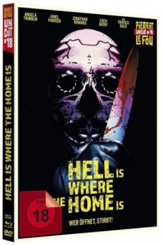 Hell Is Where the Home Is - Uncut Mediabook Edition  (DVD+blu-ray)