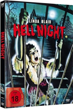 Hell Night - Uncut Mediabook Edition  (DVD+blu-ray) (B)