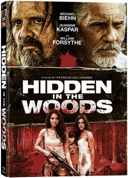 Hidden in the Woods (2014) - Uncut Mediabook Edition (DVD+blu-ray) (A)