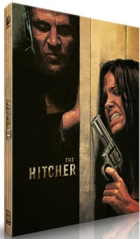 Hitcher, The - Uncut Mediabook Edition  (blu-ray) (B)