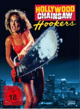 Hollywood Chainsaw Hookers - Uncut Mediabook Edition  (DVD+blu-ray) (B)