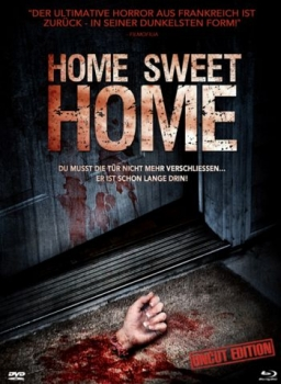 Home Sweet Home - Uncut Mediabook Edition  (DVD+blu-ray)