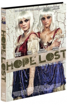 Hope Lost - Uncut Mediabook Edition  (DVD+blu-ray) (E)