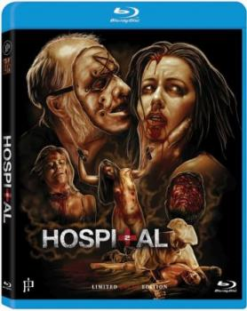 Hospital 2 - Uncut Edition  (blu-ray)
