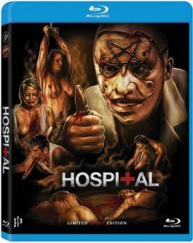 Hospital - Uncut Edition  (blu-ray)