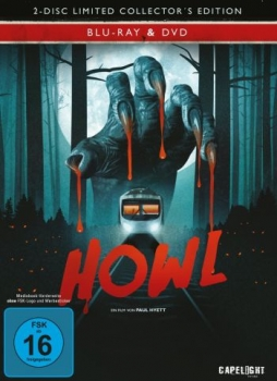 Howl - Limited Mediabook Edition (DVD+blu-ray)