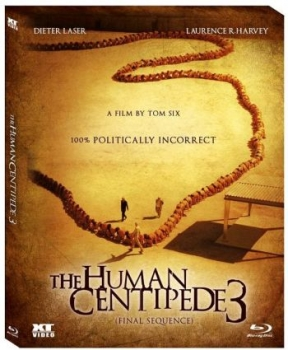 Human Centipede 3, The - Final Sequence  - Uncut Edition  (blu-ray)