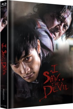 I Saw the Devil - Uncut Mediabook Edition  (blu-ray) (Cover E-Wattiert)