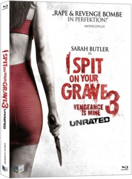 I Spit on Your Grave 3 - Vengeance is Mine - Uncut Edition  (blu-ray)