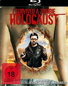 I Survived a Zombie Holocaust  (blu-ray)