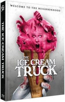Ice Cream Truck - Uncut Mediabook Edition  (DVD+blu-ray) (A)