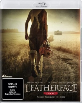 Leatherface - Uncut Edition  (blu-ray)