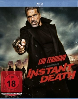 Instant Death (blu-ray)